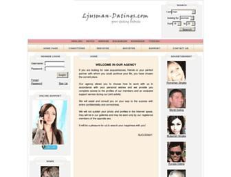 ljusman-datings.com screenshot