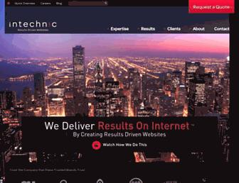 intechnic.com screenshot