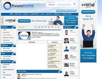 planetadelphi.com.br screenshot