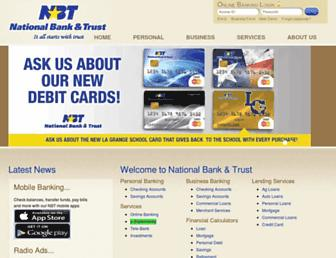 nbt-texas.com screenshot