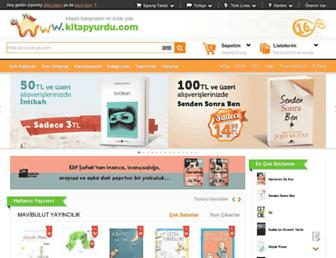 Thumbshot of Kitapyurdu.com