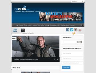 gavtrain.com screenshot
