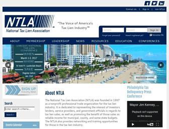 ntla.org screenshot