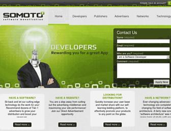 Thumbshot of Somotoinc.com