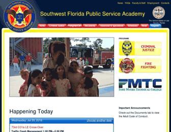 swfpsa.org screenshot
