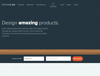 trydesignlab.com screenshot