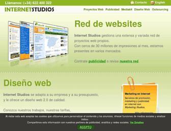 Thumbshot of Internetstudios.org