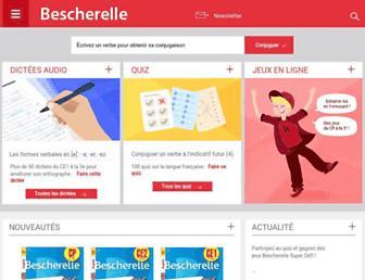 Thumbshot of Bescherelle.com
