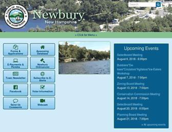 newburynh.org screenshot