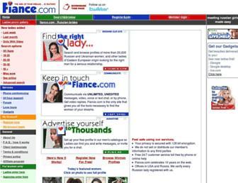Thumbshot of Fiance.com