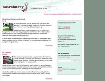 Thumbshot of Astrobarry.com