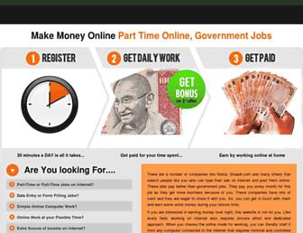 Thumbshot of Bharatworkonline.com