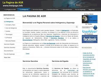 Thumbshot of Intelpage.info