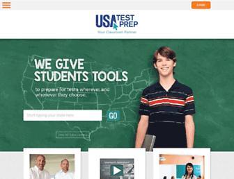 Thumbshot of Usatestprep.com