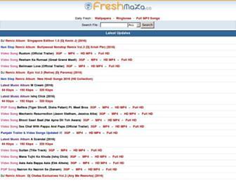Thumbshot of Freshmaza.co