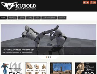 kubold.com screenshot
