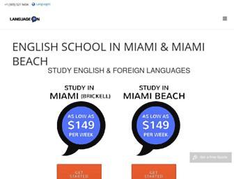 languageonschools.com screenshot