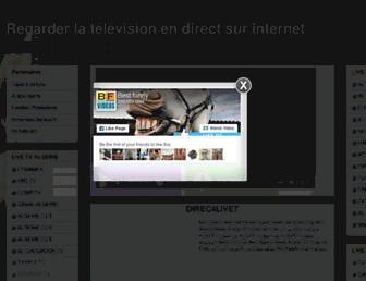 direct4live.com screenshot