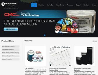 microboards.com screenshot