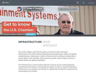 uschamber.com screenshot