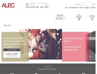 alecu.org screenshot