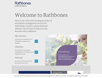 rathbones.com screenshot