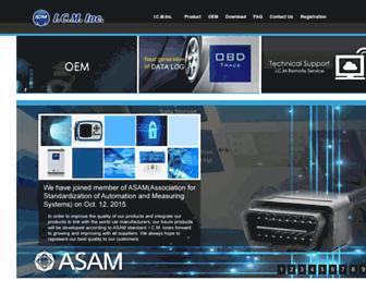 icm.com.tw screenshot