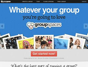 Thumbshot of Groupspaces.com