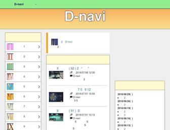 Thumbshot of D-navi.info