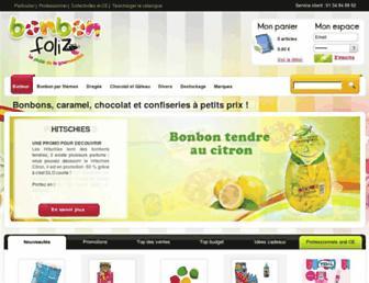 Thumbshot of Bonbon-foliz.com