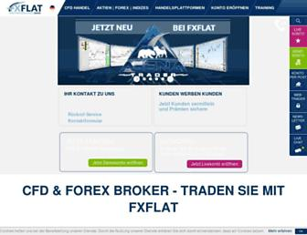fxflat.com screenshot