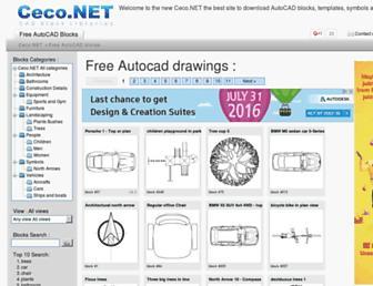 ceco.net screenshot