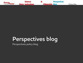 Thumbshot of Exxonmobilperspectives.com