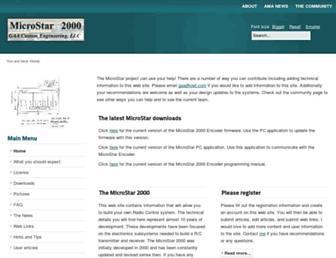 mstar2k.com screenshot