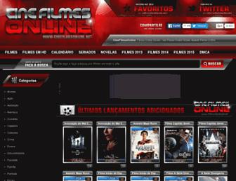 Thumbshot of Cinefilmesonline.net
