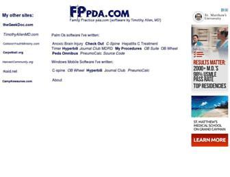fppda.com screenshot