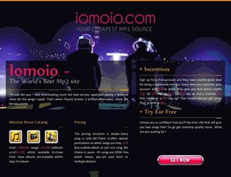 iomoio.co.uk screenshot