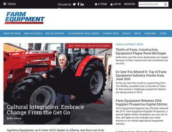 farm-equipment.com screenshot