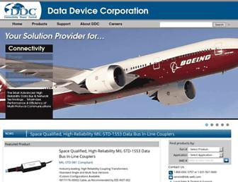 ddc-web.com screenshot
