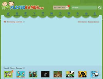 twoplayergames.org screenshot