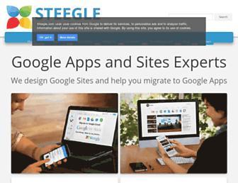 steegle.com screenshot