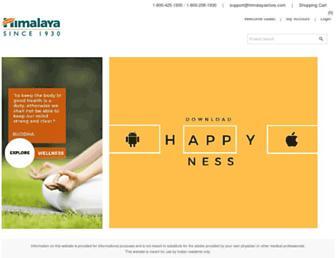 himalayastore.com screenshot