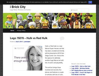Thumbshot of Ibrickcity.com