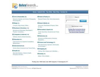 Thumbshot of Avivasearch.com