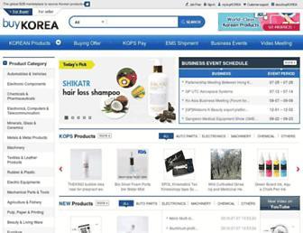 Thumbshot of Buykorea.org