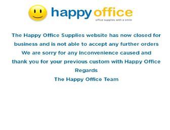 Thumbshot of Happyofficesupplies.co.uk