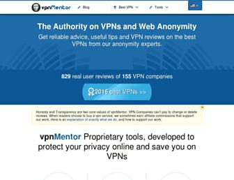 vpnmentor.com screenshot