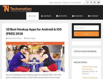 techonation.com screenshot