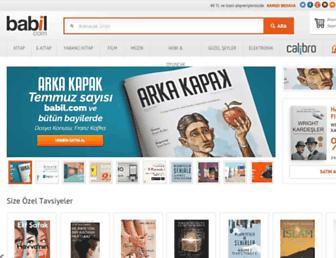 Thumbshot of Babil.com