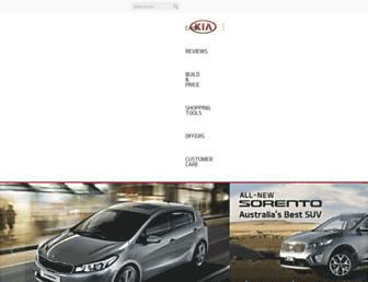 Thumbshot of Kia.com.au